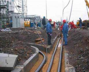 明光新区电缆工程