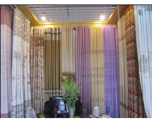 南京窗帘销售