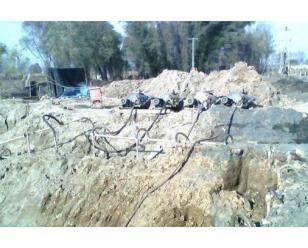 施工工程降水井