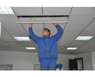 空调管道清洗