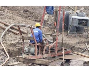 旧井改造维修施工