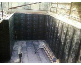 合肥地下室防水