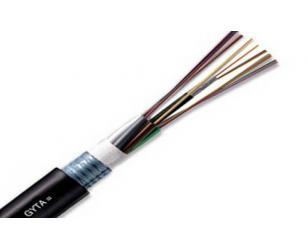 GYTA-4-144B1层绞式室外铠装光缆4芯到144芯