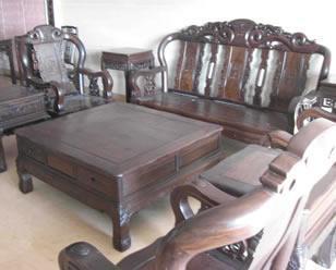 红木家具保养翻新
