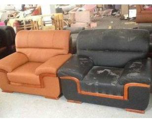 沙发换皮换布