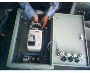 变频器控制柜
