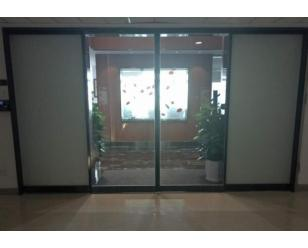 南京感应玻璃门
