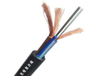复合缆GYTA-4B1+RV2*1.0