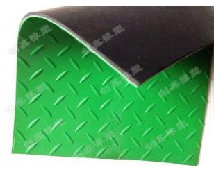 cx0611双色复合柳叶橡胶板