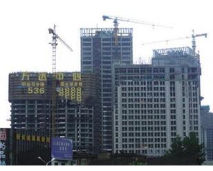 万达广场建设工程