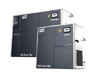 ZT ZR 15-45 ZT ZR 37 & 50 VSD无油压缩机