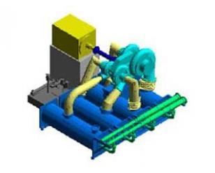 GT/T离心式气体压缩机