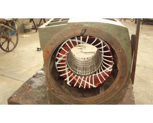 合肥电机维修案例